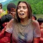 """Lorenza Izzo In Trouble In """"The Green Inferno"""""""