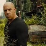 "Vin Diesel As Kaulder In ""The Last Witch Hunter"""
