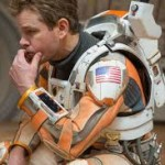 "Matt Damon As Nick Watney In ""The Martian"""