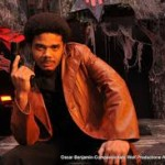 """Jawara Duncan as Jimmy Chevelle in """"Badass Monster Killer"""""""