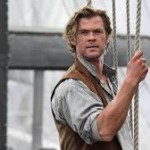 """Chris Hemsworth as Owen Chase in """"In The Heart Of The Sea"""""""