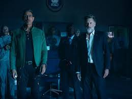 "Jeff Goldblum and Jeff Daniels Return In ""Independence Day: Resurgence"""