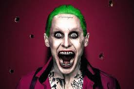 """Jared Leto as The Joker in """"Suicide Squad"""""""